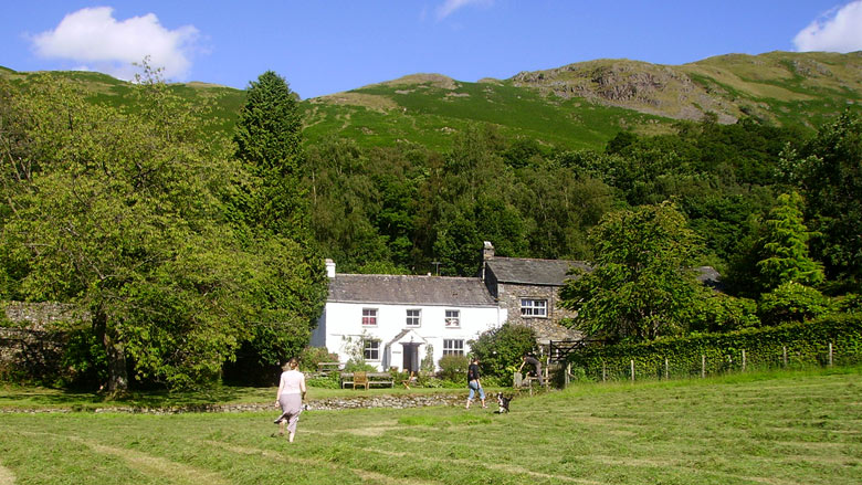 Crookey Cottage In The Summer